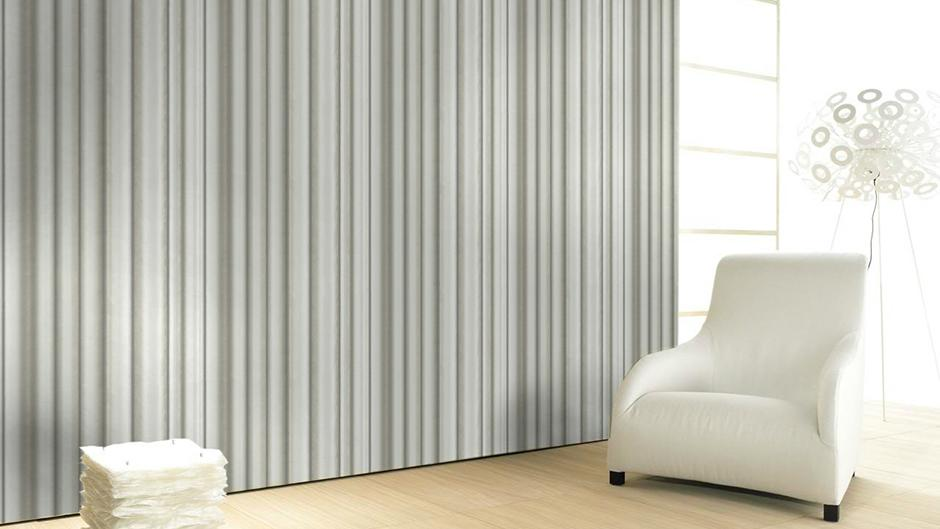 Imperial White Stripes with Metallic